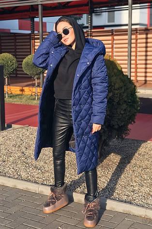 Зимнее пальто на синтепоне , фото 2