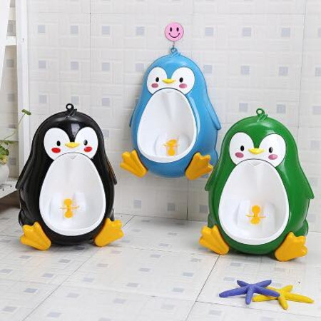 Детский писсуар, унитаз, туалет, горшок Пингвин PENGUIN