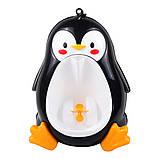 Детский писсуар, унитаз, туалет, горшок Пингвин PENGUIN, фото 4