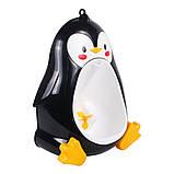 Детский писсуар, унитаз, туалет, горшок Пингвин PENGUIN, фото 6