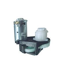 Двигун (мотор) м'ясорубки Bosch Siemens з редуктором 756347