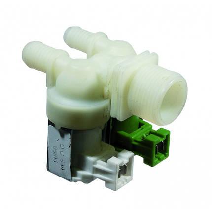 Клапан подачи воды для стиральной машины Zanussi Electrolux 3792260808, фото 2