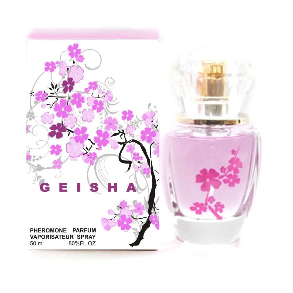 парфюм женский C феромонами Geisha Charm Chanel Chance 50ml