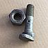 Болт крепления колеса КРАЗ с гайкой (стар. обр d-18 мм) 255Б-3104008, фото 3