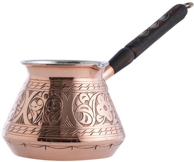 польза кофе в турке с молоком и корицей