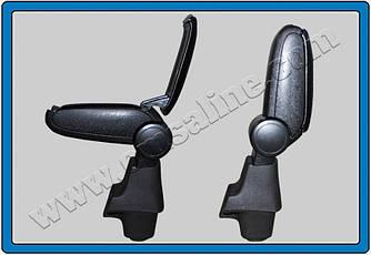 Подлокотник (в подстаканник) - Hyundai Accent 2006-2010 гг.