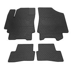 Резиновые коврики (4 шт, Stingray Premium) - Hyundai Creta (2014+)