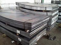 Лист сталевий 30,0х1500х6000мм ст. 3 гарячекатаний, фото 1