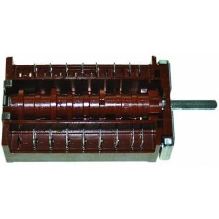 Переключатель режимов духовки (8 позиций) для плиты Ariston C00052526, фото 2