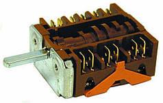 Перемикач потужності конфорок для електроплити Indesit 46.27266.817 C00094902