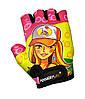 Велорукавички PowerPlay 5473 Barbie 2XS, фото 2