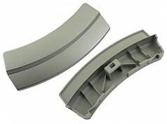 Ручка люка стиральной машины Samsung DC64-00773A серая