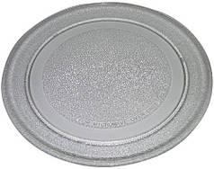 Скляна тарілка для мікрохвильової печі Gorenje 237971 діаметр 245 мм