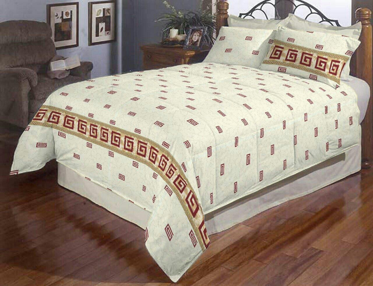 Комплект постельного белья Греция, полуторное