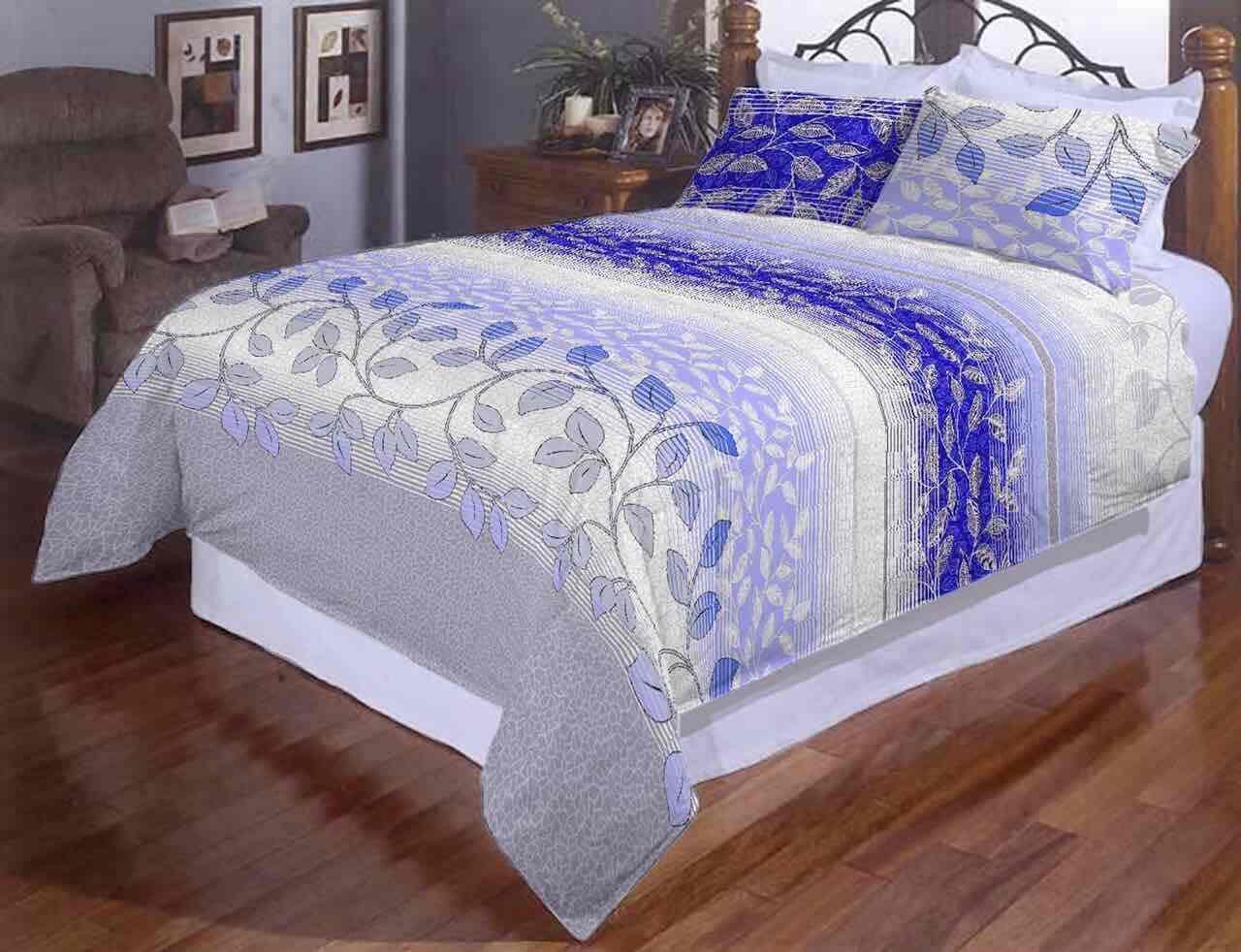 Комплект постельного белья Грация фиолетовая, полуторное