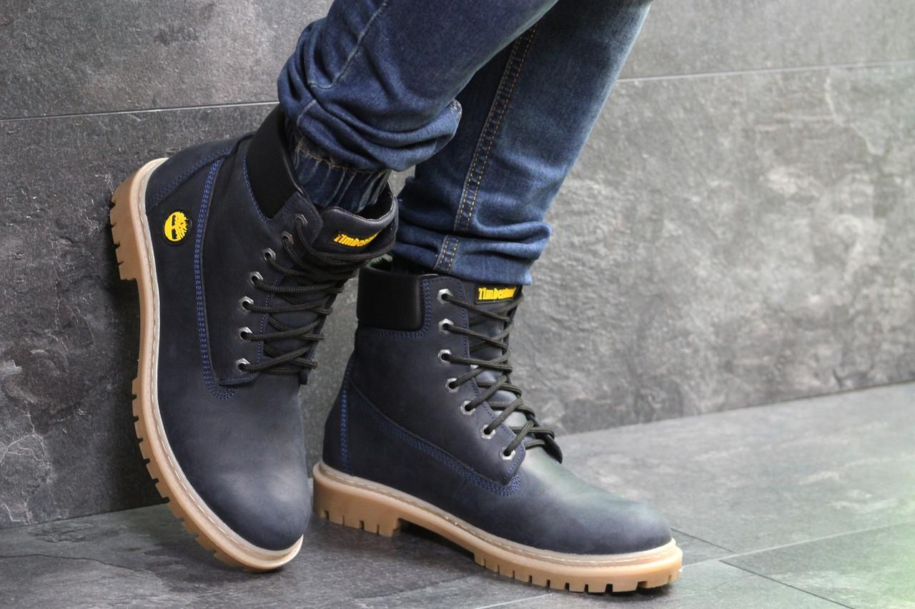 b55304ba0796ca Зимове Чоловіче Взуття Timberland, Темно Сині — в Категории