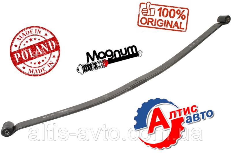 Передня ресора DAF LF 45 55 (передня виробник Magnum) 1401538 1700730 1700763