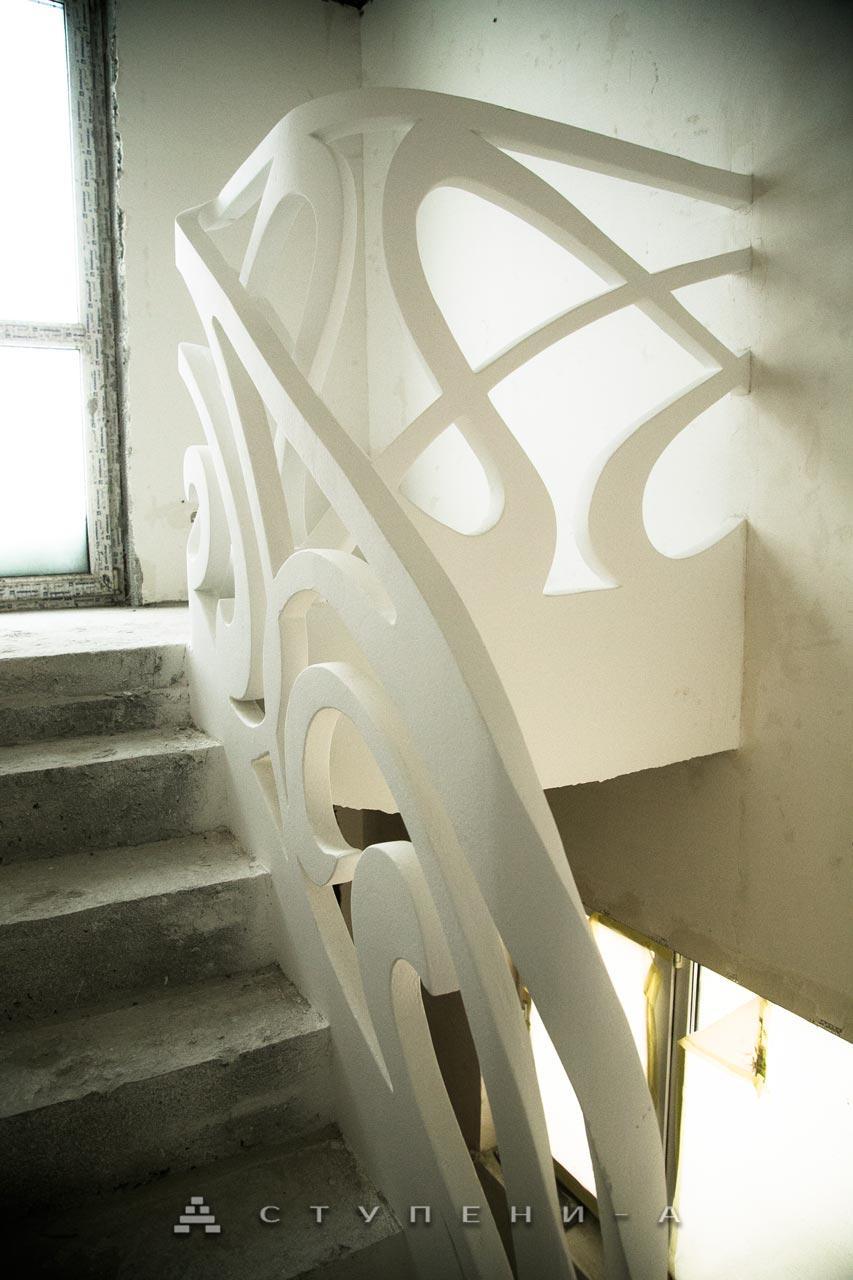 перила бетон