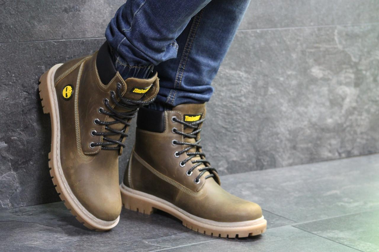 c657efc4449160 Зимове чоловіче взуття Timberland, коричневі - BEST-CROSS в Хмельницком