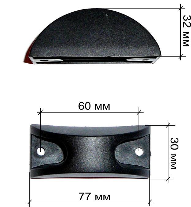 Опоры 32 мм. ОП 002Б