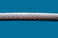 Трос Ф1 плетение 1х19 DIN 3053, фото 1
