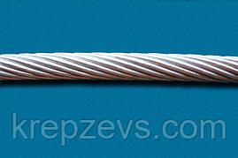 Трос Ф1 плетение 1х19 DIN 3053