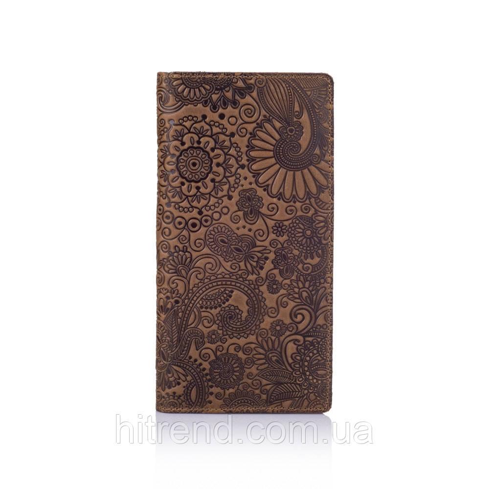 Бумажник HiArt, Shabby Olive. Mehendi Art - 138640