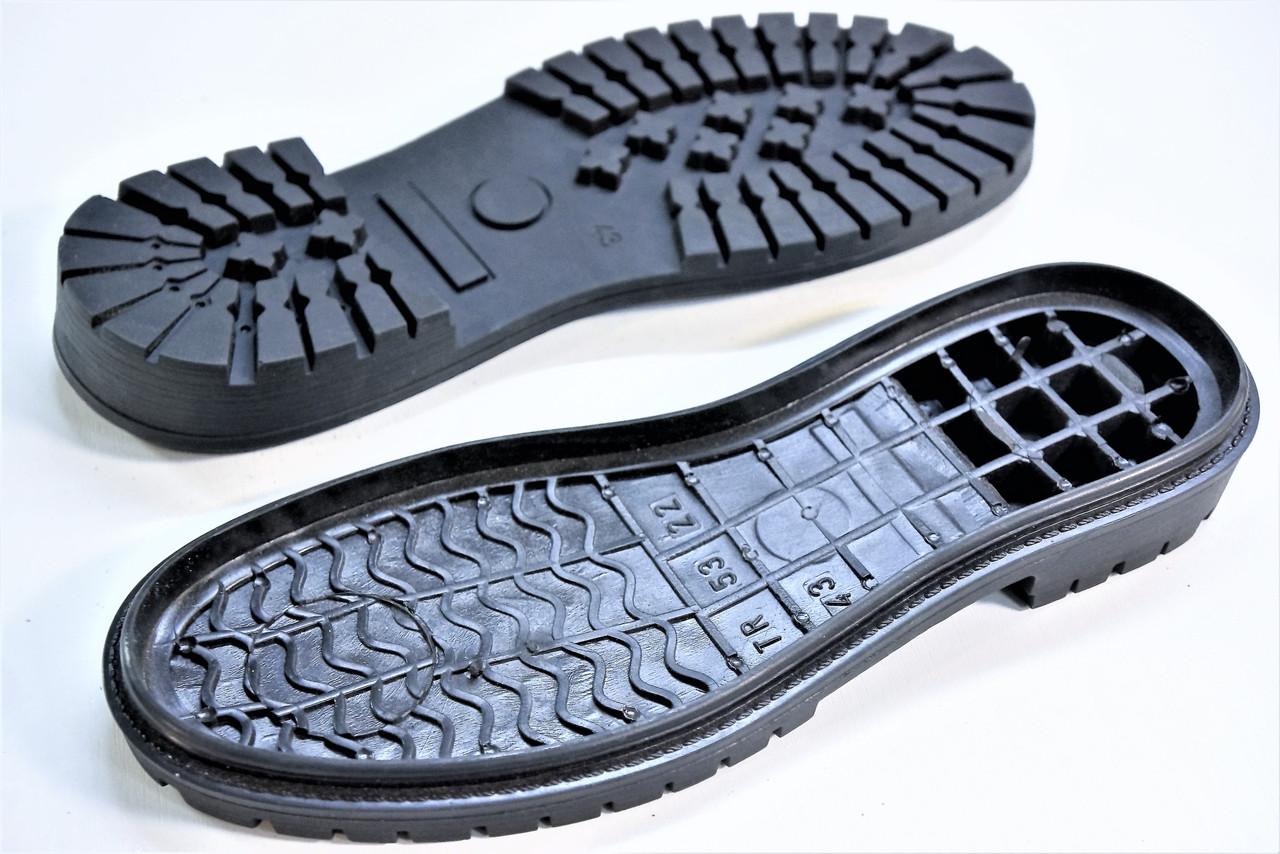 Подошва для обуви мужская 5322 р.40-46