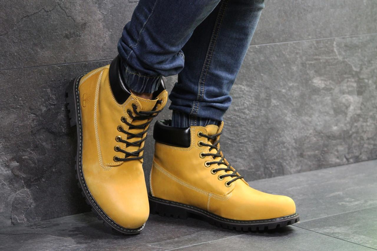 617075ddf91178 Зимове Чоловіче Взуття Timberland, Рижі — в Категории