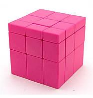 Кубик Рубика 3x3 ShengShou Зеркальный Розовый krut0431, КОД: 119789