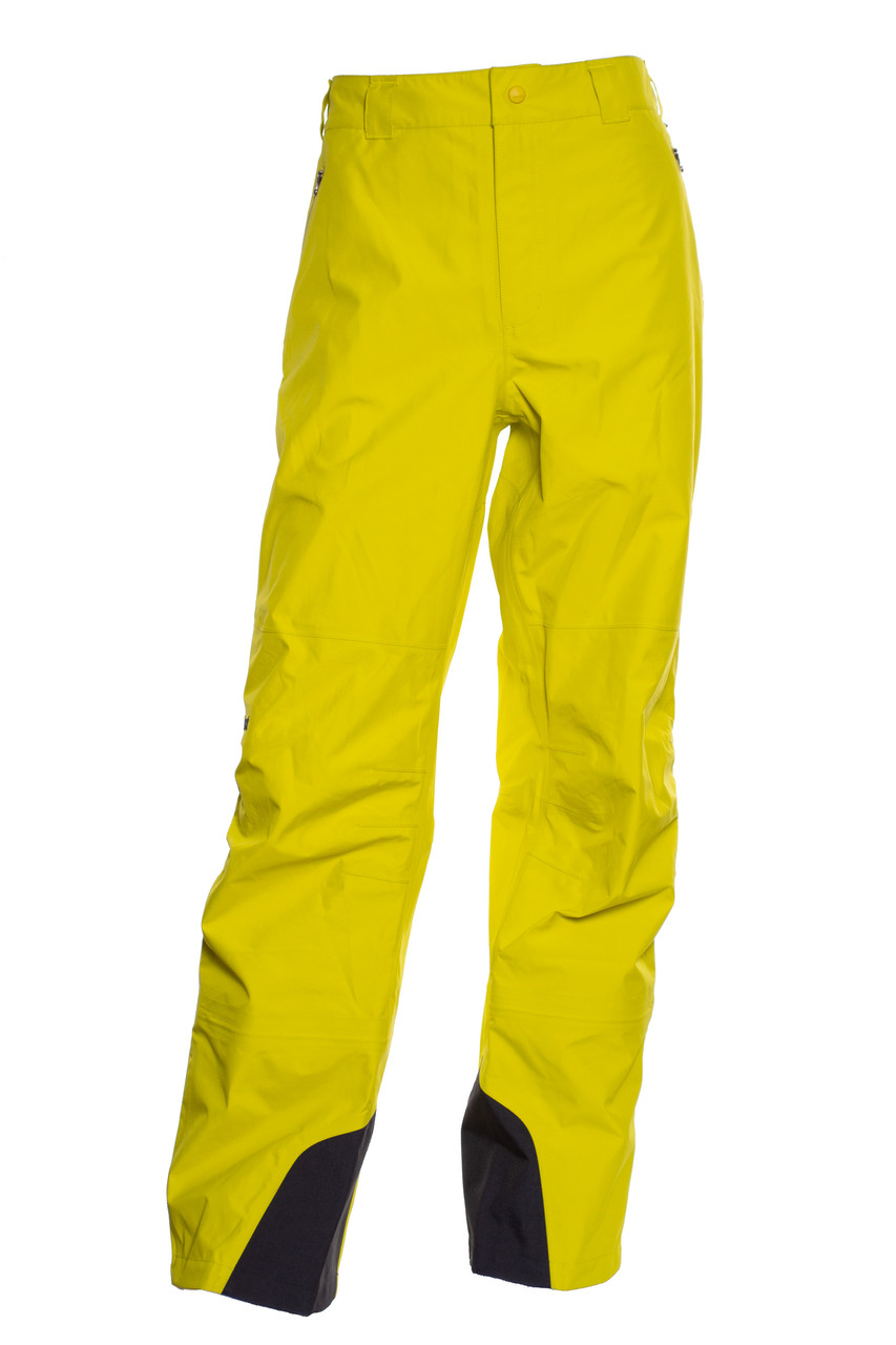 Чоловічі гірськолижні штани Marmot Spire L Yellow