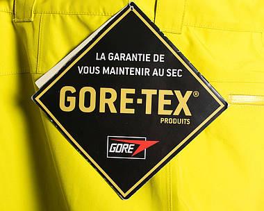 Чоловічі гірськолижні штани Marmot Spire L Yellow, фото 3