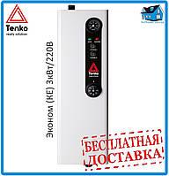 """Электрический котел ТЭНКО (TENKO) """"Эконом"""" (КЕ) 3 кВт/220 В тенко"""