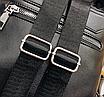 Рюкзак женский сумка трансформер Сomfort Черный, фото 5