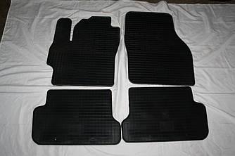 Резиновые коврики (4 шт, Stingray Premium) - Mazda 3 2003-2009 гг.