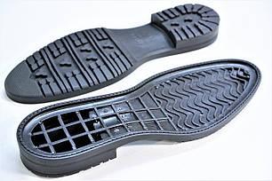 Подошва для обуви мужская Бронзе-2 р.40-45, фото 2