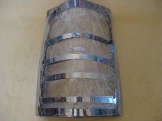 Накладки на стопы (2 шт, нерж.) - Mercedes Vito W638 1996-2003 гг.