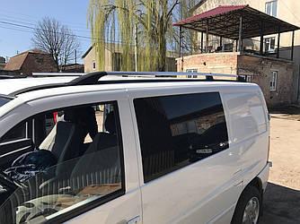 Рейлинги ХРОМ - Mercedes Vito W638 1996-2003 гг.