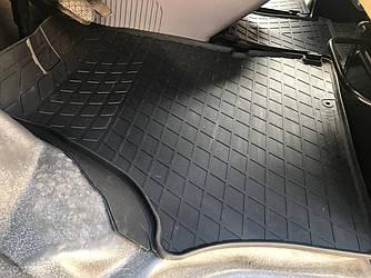 Резиновые коврики (3 шт, Stingray) - Mercedes Vito W638 1996-2003 гг.
