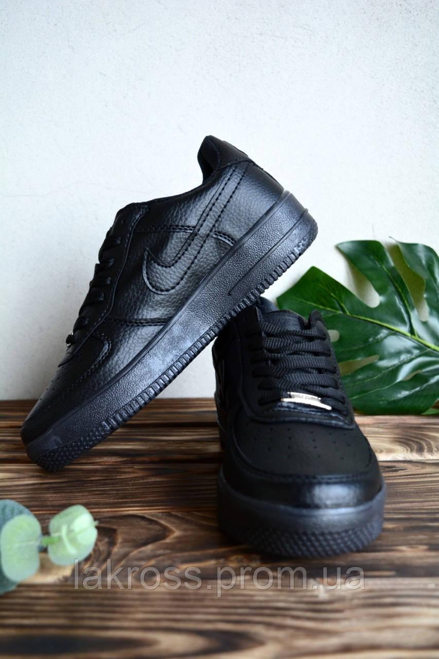 fcb74e98 ТОП СКИДКА -60%! Кроссовки Найк Аир Форс / Nike Air Force по доступной цене  черные короткие, цена 350 грн., купить в Черновцах — Prom.ua (ID#855912594)