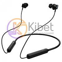 Наушники Firo C1 Black, Bluetooth стерео-наушники с микрофоном, вибрация, влагозащита IPX4