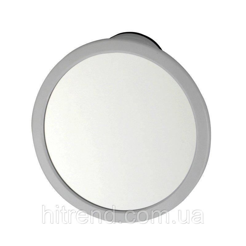 Зеркало с поворотным механизмом на вакуумной присоске 20х20 см Bathlux 30148 - 132534