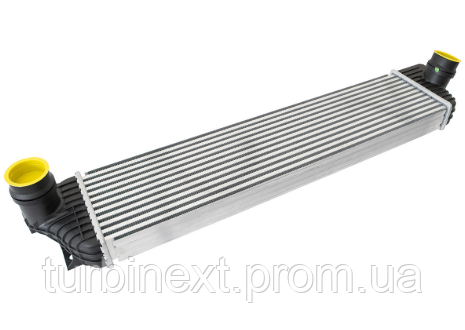 Радиатор охлаждения RENAULT 214C10001R Renault Master III/Opel Movano 2.3 CDTI 10- (дополнительный)