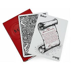 Карты для игры в покер Ellusionist The Madisson Hellions krut0748, КОД: 258438