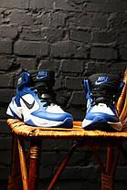 Зимние мужские кроссовки Nike M2K Tekno Winter Blue топ реплика, фото 3