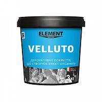 Декоративное покрытие Element Decor VELLUTO 3 кг