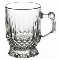 Набор кружек Pasabahce Istanbul для чая или вина 165мл 6шт Прозрачный PB-55871psg, КОД: 172037