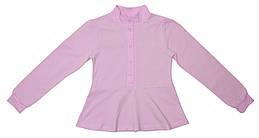 Блузка Valeri-Tex 1908-99-042-006 158 см Розовый, КОД: 264274