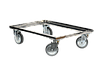 Тележка SN64-100 на колесах для ящиков 600х400