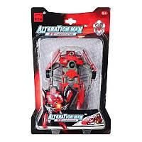Робот-трансформер Kronos Toys 3302B Красный tsi25133, КОД: 286010